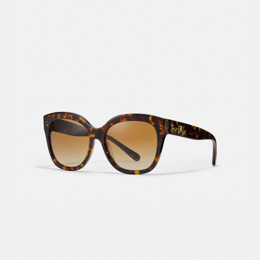 SIGNATURE SQUARE SUNGLASSES