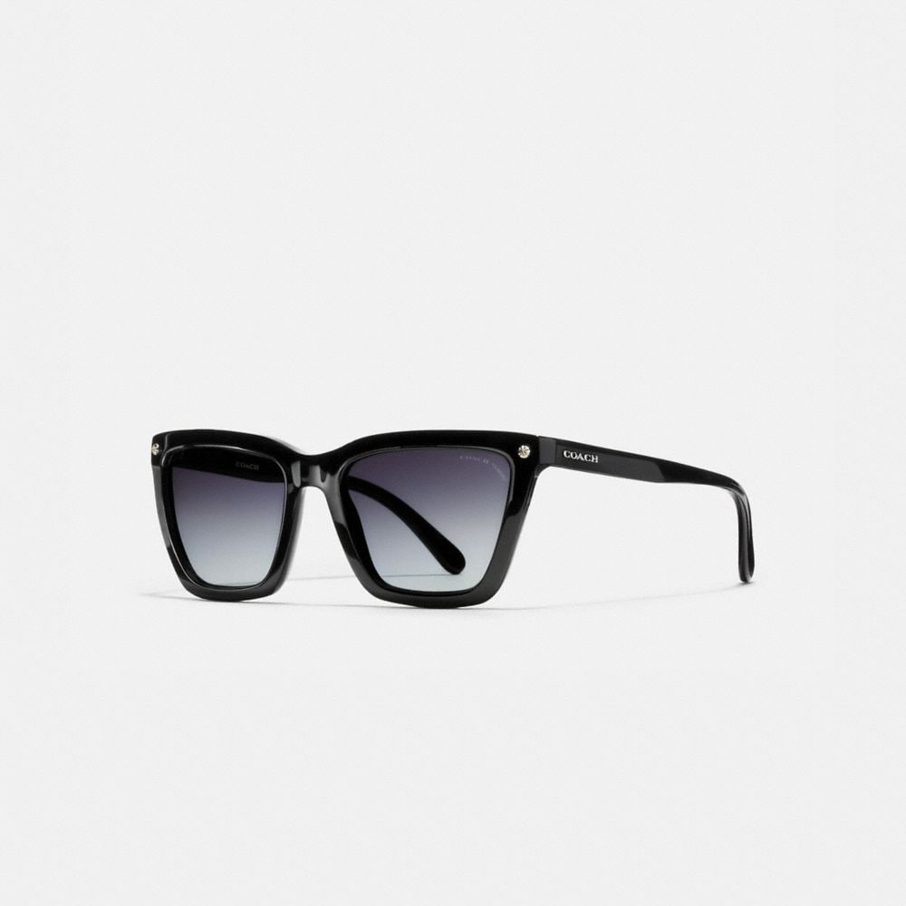 COACH NEW YORK SQUARE SUNGLASSES