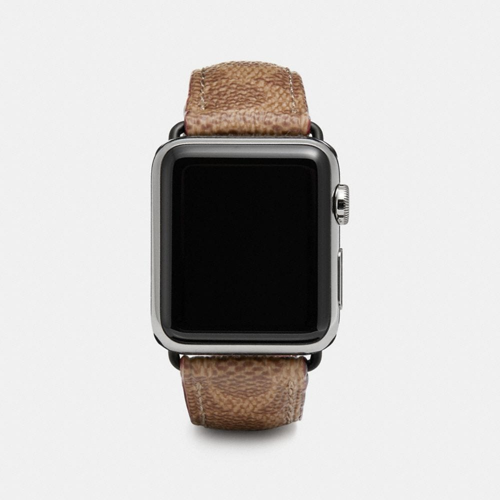 BRACELET APPLE WATCH® EN TOILE EXCLUSIVE
