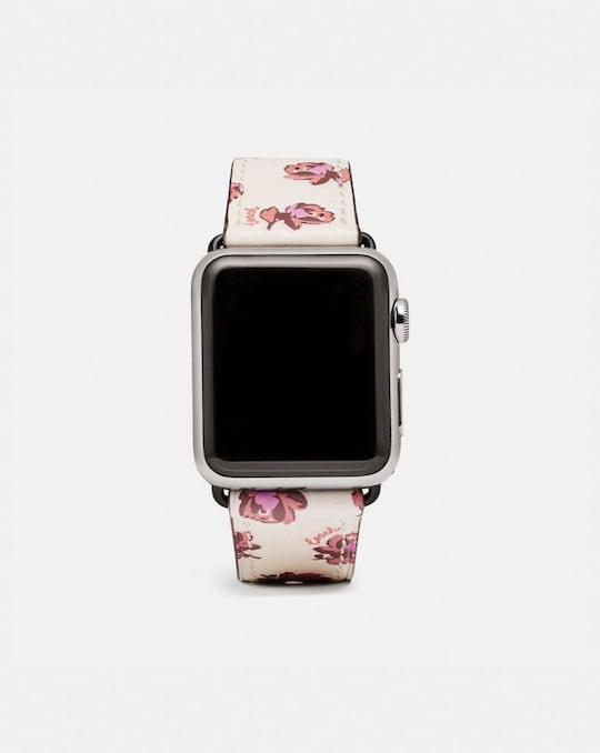 APPLE WATCH® STRAP WITH FLORAL PRINT, 38MM