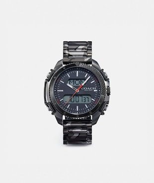 C001 WATCH, 46MM