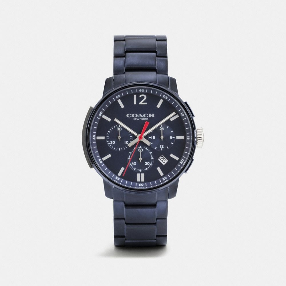 BLEECKER CHRONO BRACELET WATCH